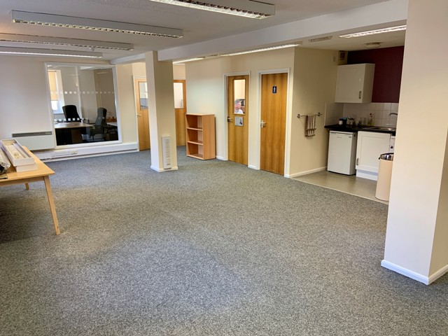 Office to rent Malmesbury
